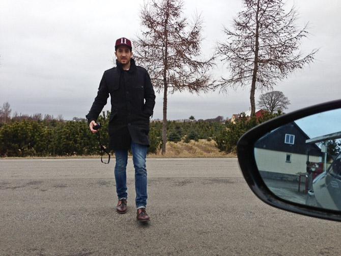 Frisk fyr i Skåne