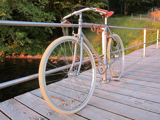The Bike Collection har jeg stiftet bekendtskab med tidligere - og jeg er stadig tilfreds. Og begejstret.