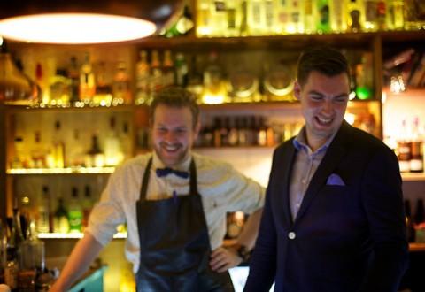 Emil til venstre vandt World Class i Sverige sidste år. Hasse til højre vandt World Class i Danmark - også sidste år.