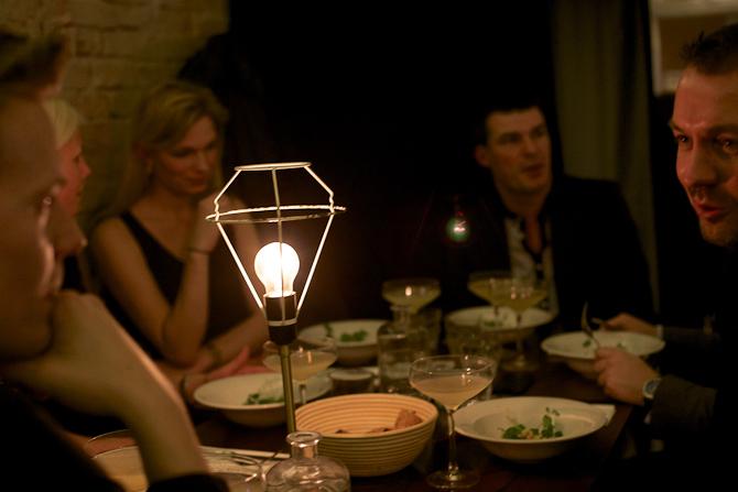 Tilfredse gæster - med en oplevelse mere på smagsregistret