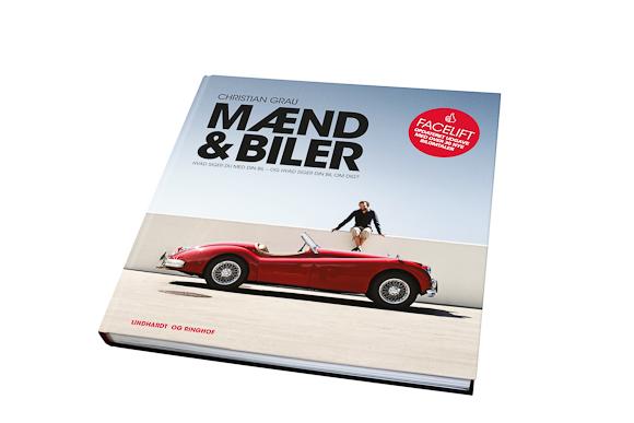 mænd og biler bog