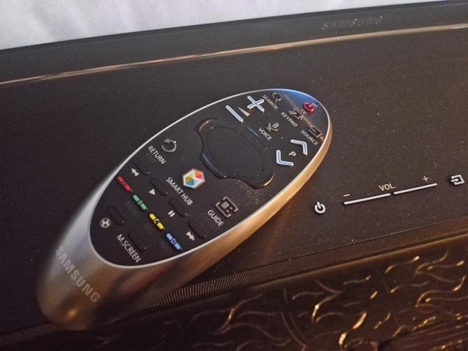 Om at teste et Samsung fjernsynsapparat af den smarte slags