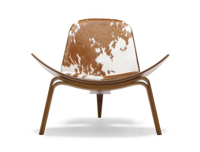 en wegner stol fylder femtio tillykke til shell chair ch07. Black Bedroom Furniture Sets. Home Design Ideas