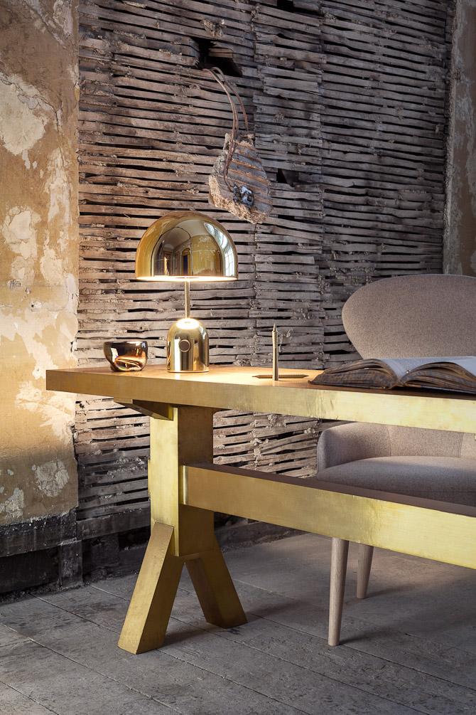 tom dixon giver den en p lampen. Black Bedroom Furniture Sets. Home Design Ideas