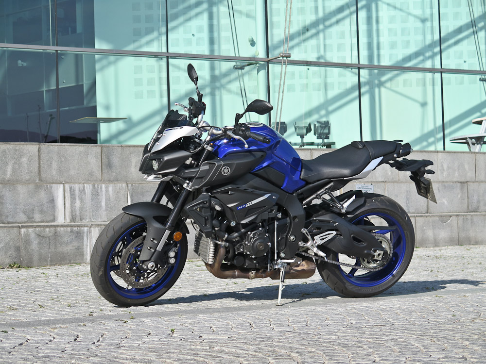 Yamaha mt10 for business and pleasure for Yamaha mt 200