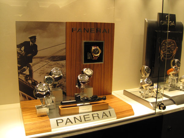 Panerai - nu også til ikke-italienske dykkere.