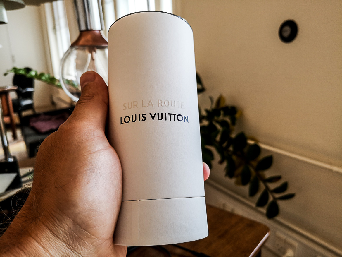 Louis Vuitton sur la route