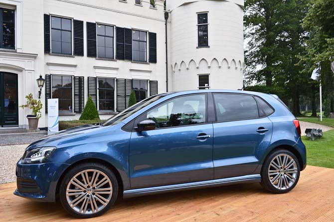 Kendte Volkswagen Polo BlueGt - testkørsel GK-28