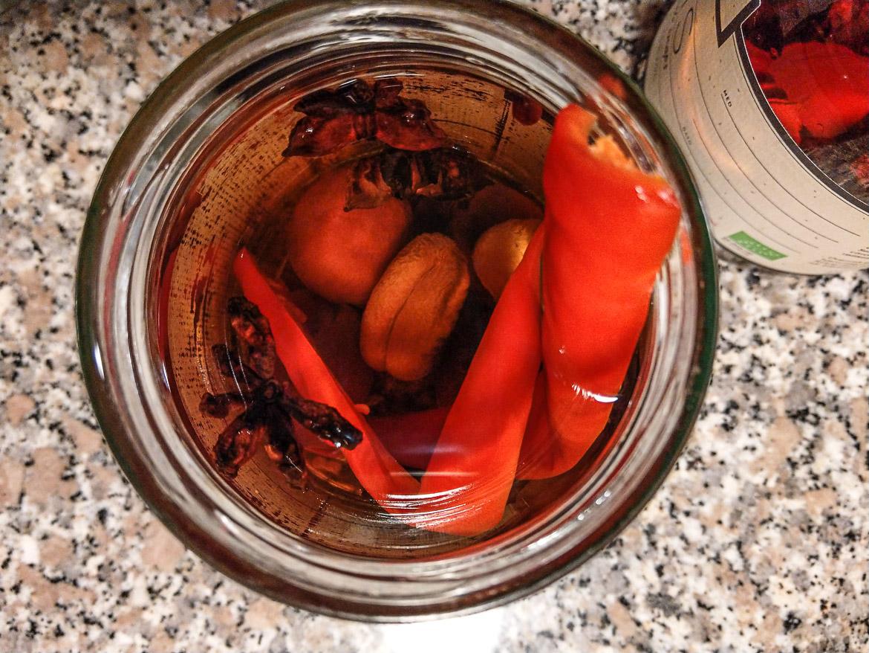chili og stjerneanis