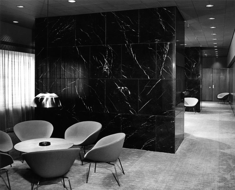 Arne Jacobsen hotel