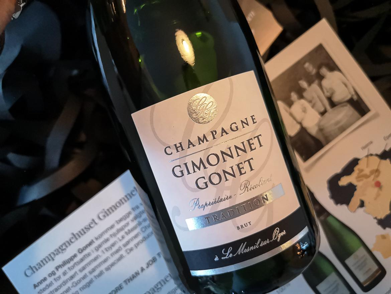 champagnekassen