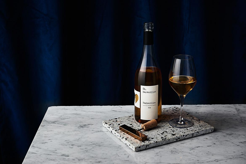 vin til dessert
