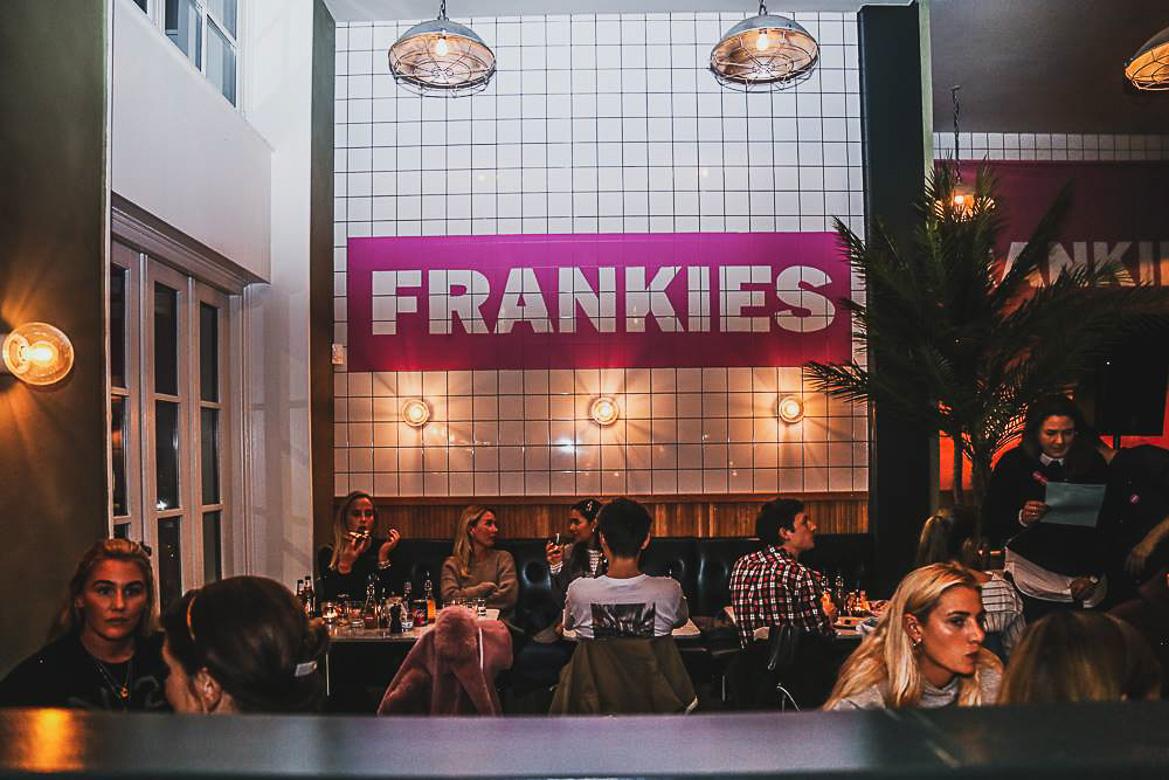 Frankies Pizza