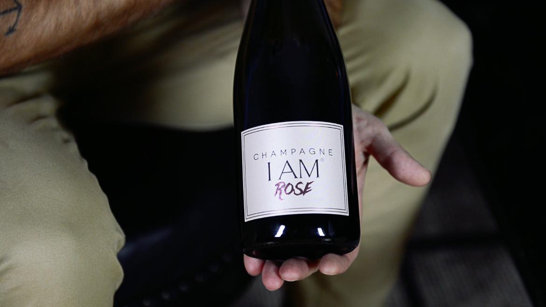 rosé champagne