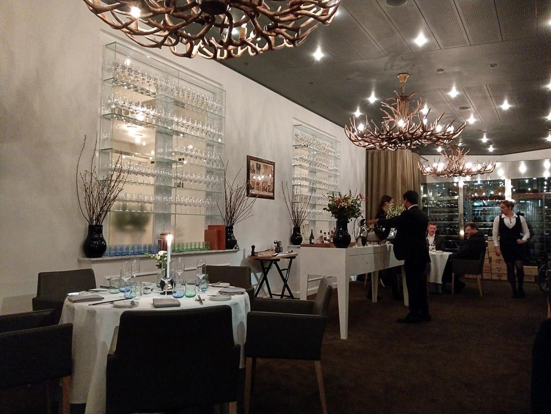 Skodsborg Kurhotel restaurant