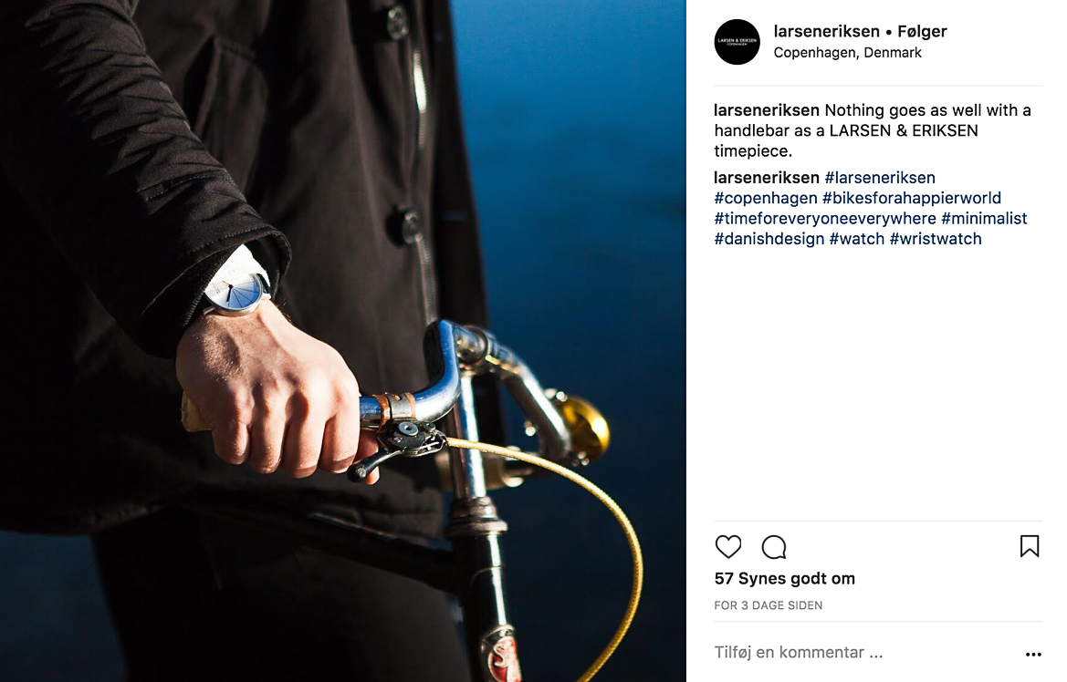 larsen eriksen instagram