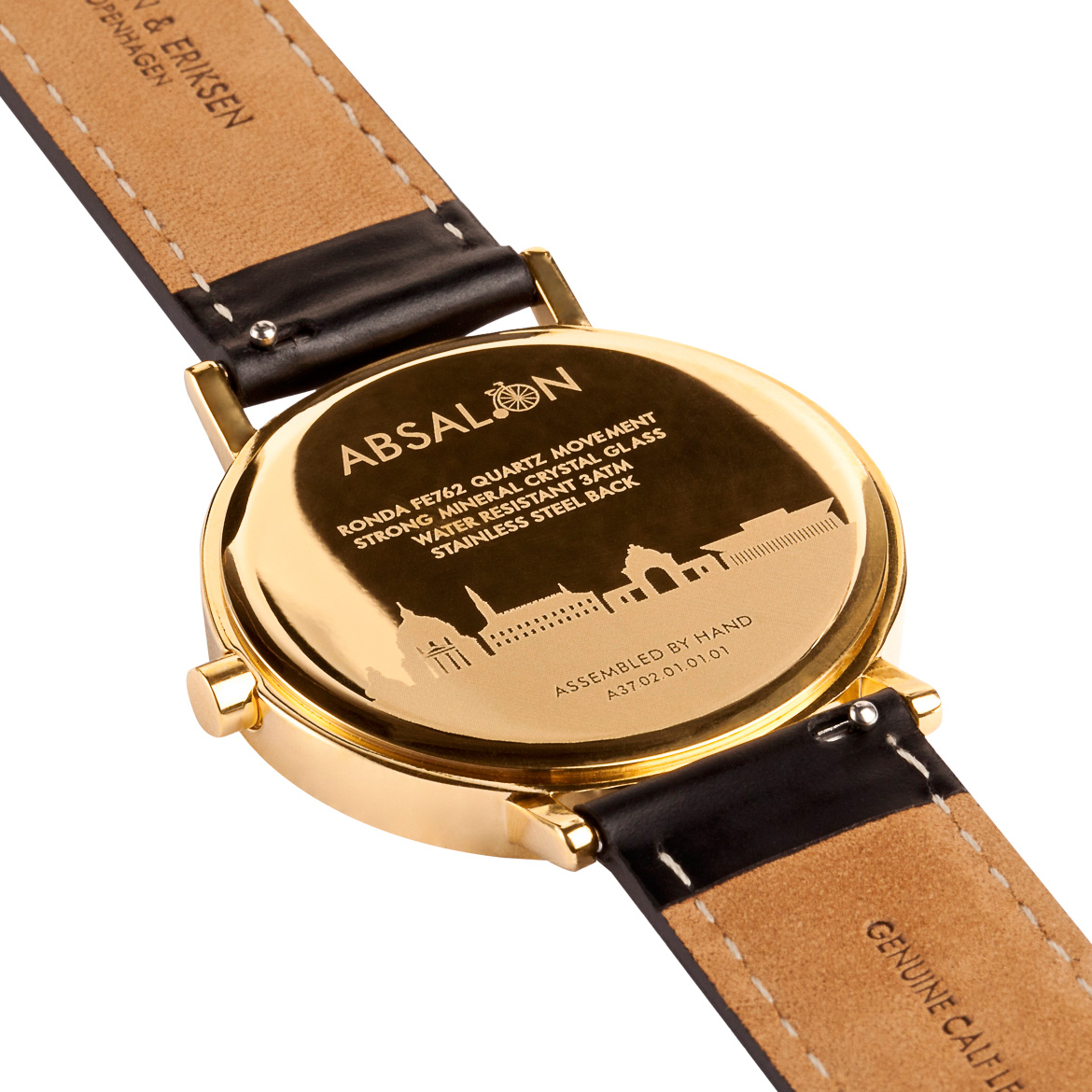 larsen eriksen watches