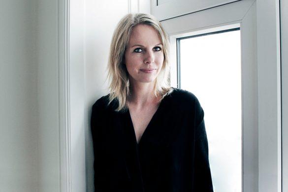 Line Sølvhøj Johansson vingebarn