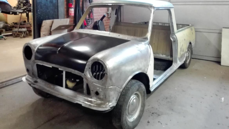 Morris Mascot Pickup
