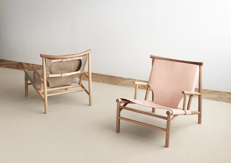 Samurai Chair fra Norr11