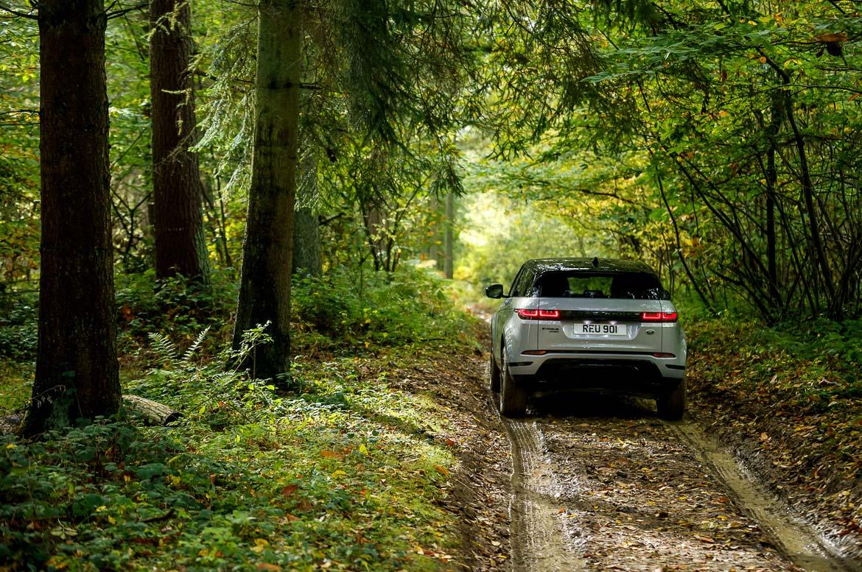 nye Range Rover Evoque
