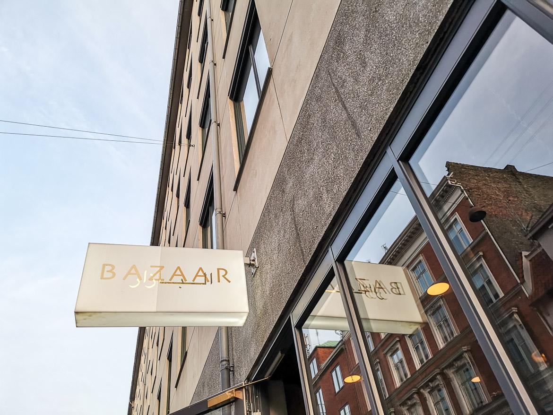 restaurant bazaar