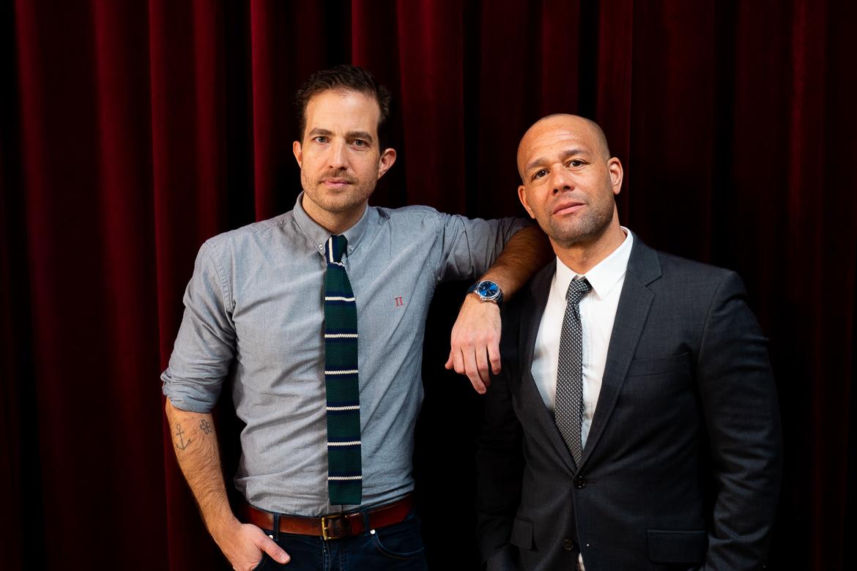 radio 100 mænd med slips