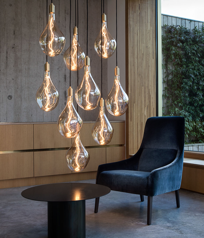 Voronoi lll lampe